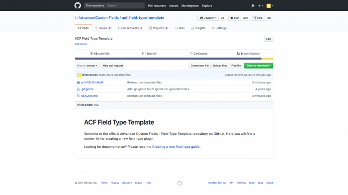 ACF | Creating a new field type