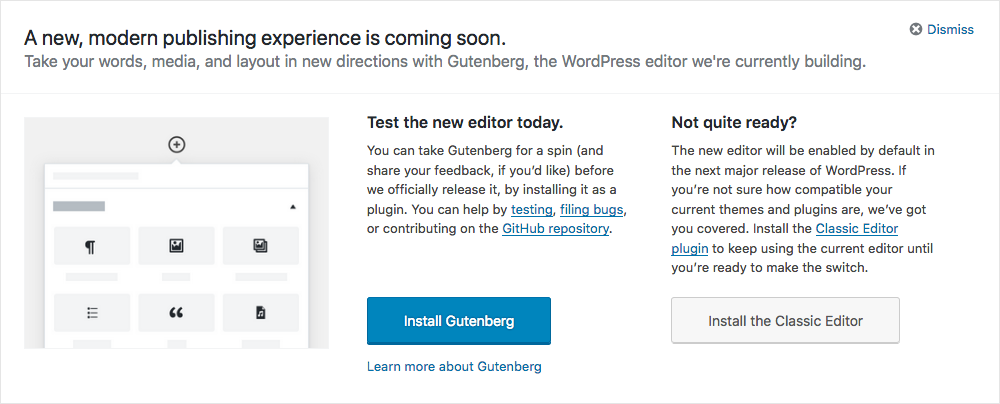 ACF | The State of ACF in a Gutenberg World